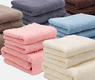 100% Cotton Terry Towels