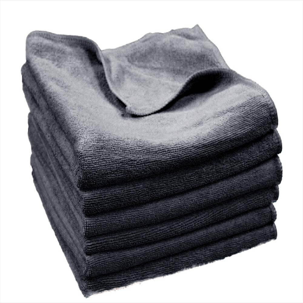 "48 Pack Warp Knitted 16""16"" Microfiber Towel"
