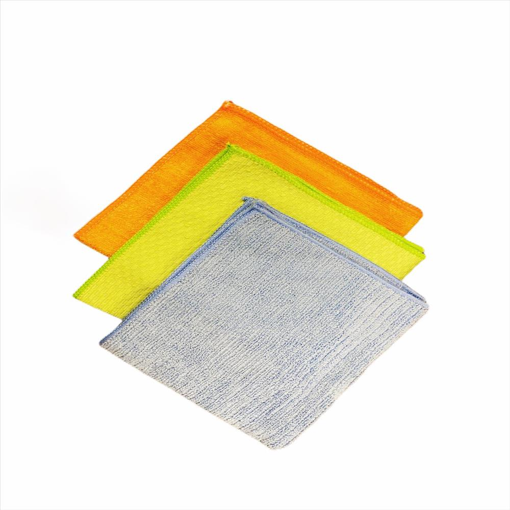 200 pc Microfiber Assorted Irregular Microfiber Rags
