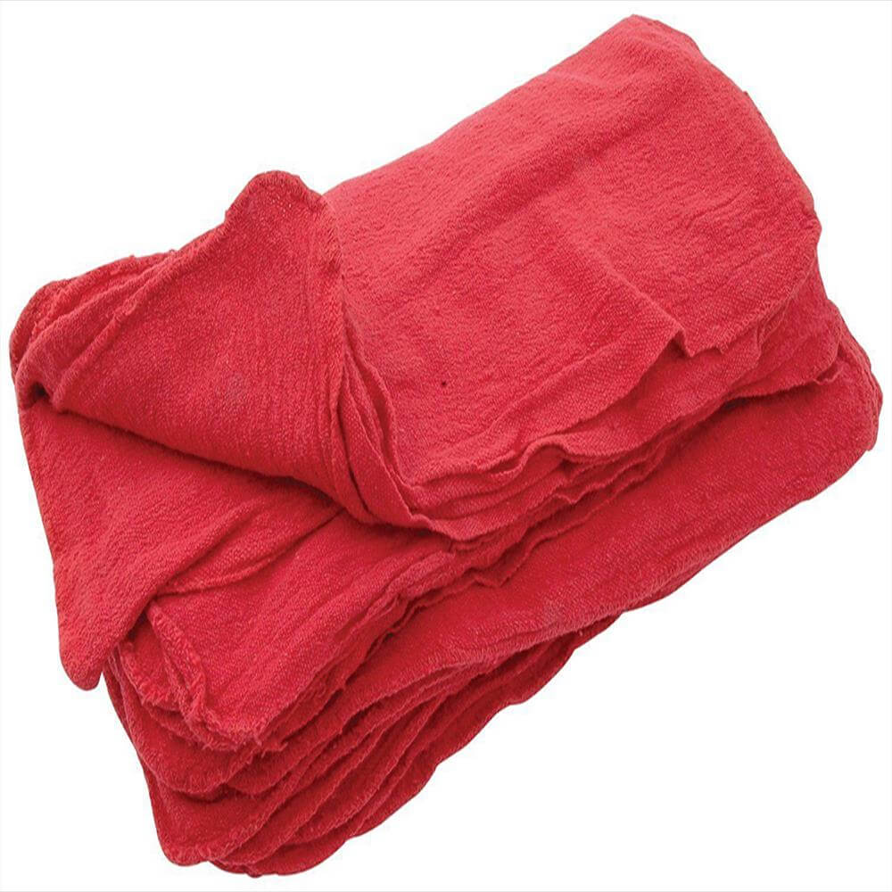 Shop towels 100% Cotton Pack of 100pc