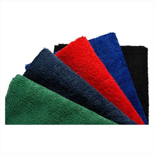 "Edgeless 16""x27"" Microfiber Hand Towel"