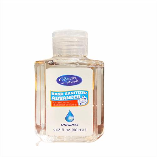 Clean n Fresh 2oz Hand Sanitizer - Travel Size