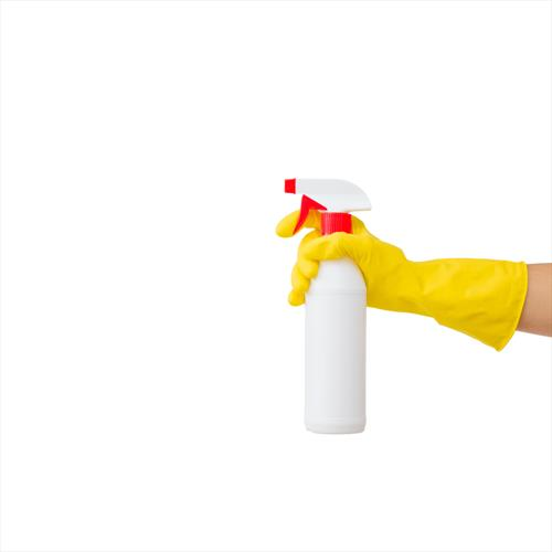 Plastic Spray Bottle with Nozzle 16oz -Pack of 24